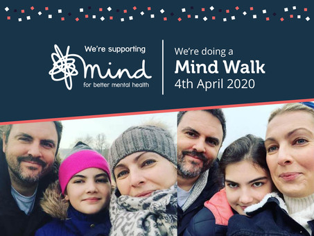 Mind Walk 4th April 2020