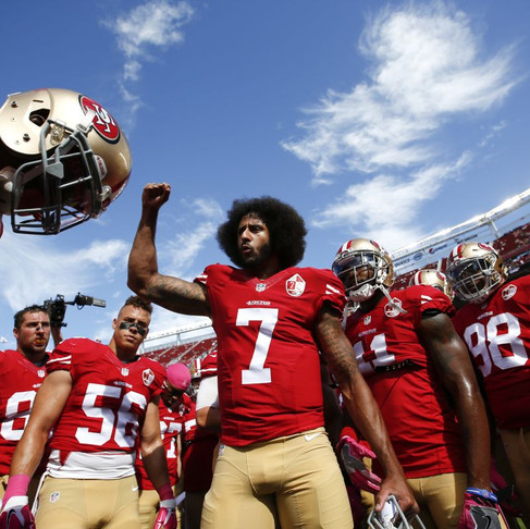 Kaep is on His Way, a Few Missteps Will Not Stop Him