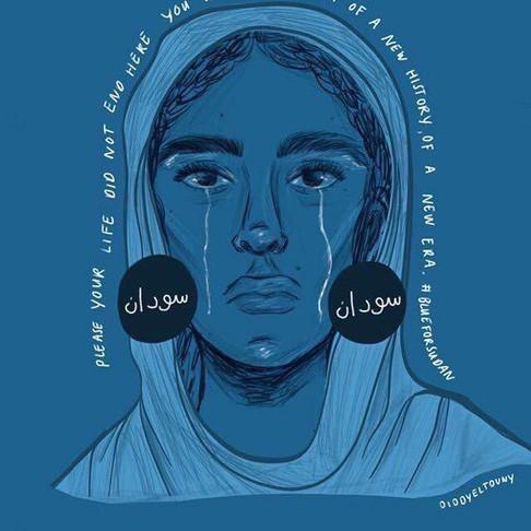 COLORS for Sudan