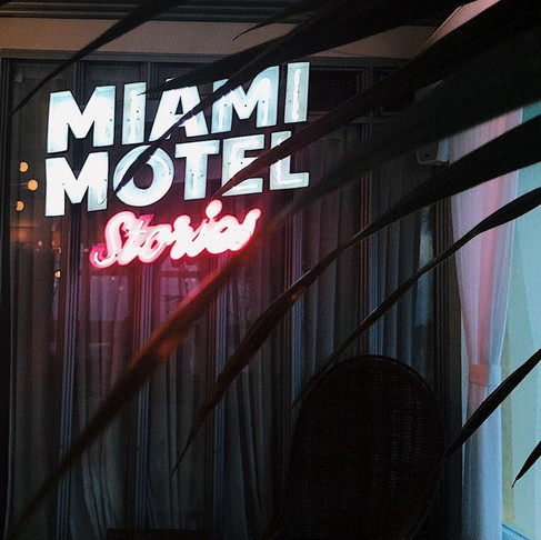 Choose Your Own Experience with Miami Motel Stories: North Beach
