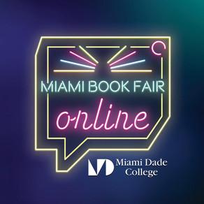 The Miami Book Fair Virtual Experience Awaits!