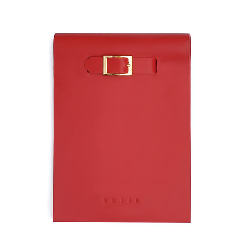 Notepad In Red Large