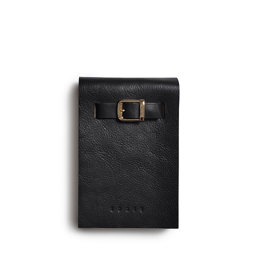 Notepad In Black Small