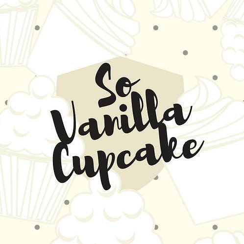 So Vanilla Cupcake 15ml Cuticle Oil