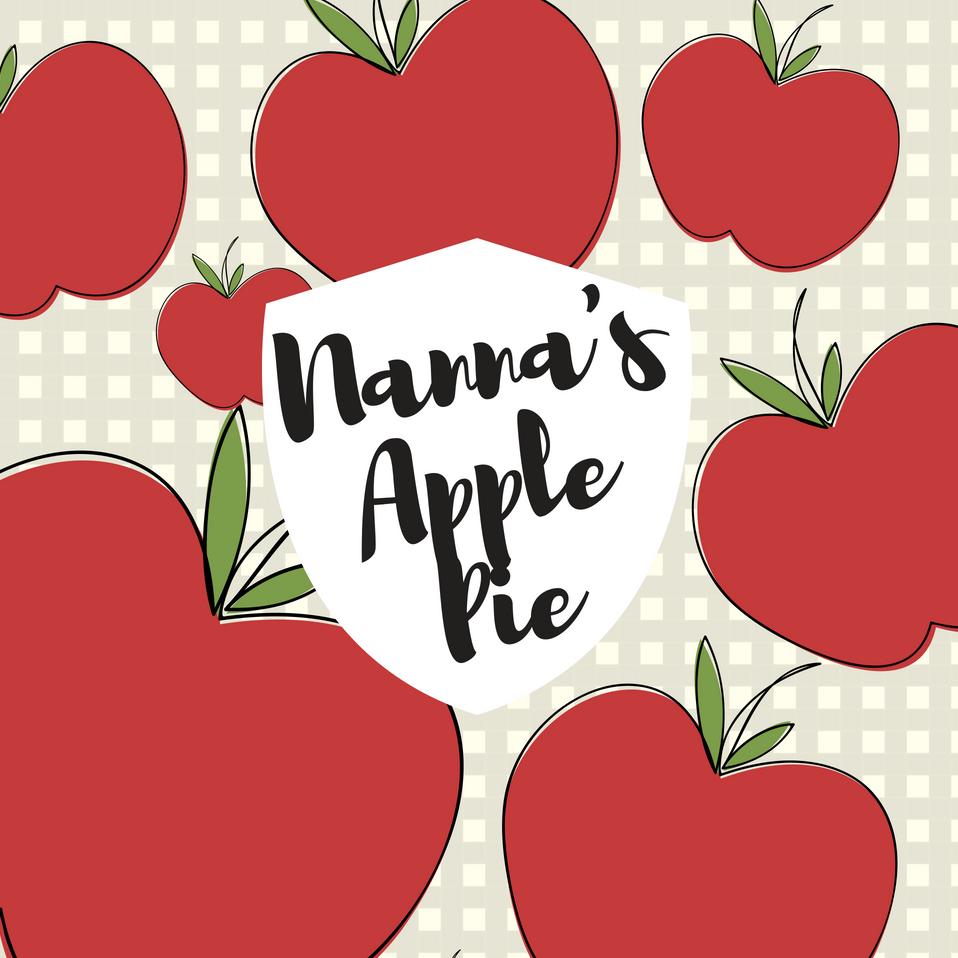 Nanna's Apple Pie Cuticle Oil