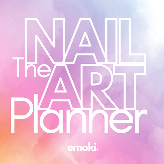 WHOLESALE The Nail Art Planner