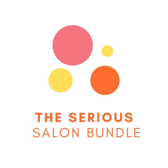 The Serious Salon Bundle