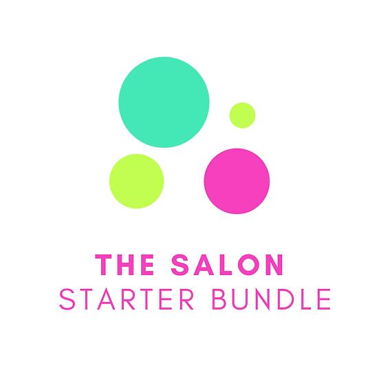 The Salon Starter Bundle