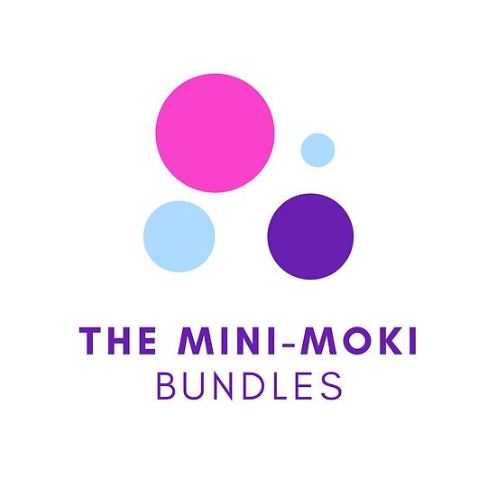 The 4.5ml Bundles (Mini-Moki)