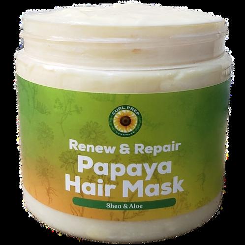 Papaya Mask Deep Conditioner - 16 oz.