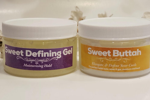 Sweet Buttah & Gel 4 oz