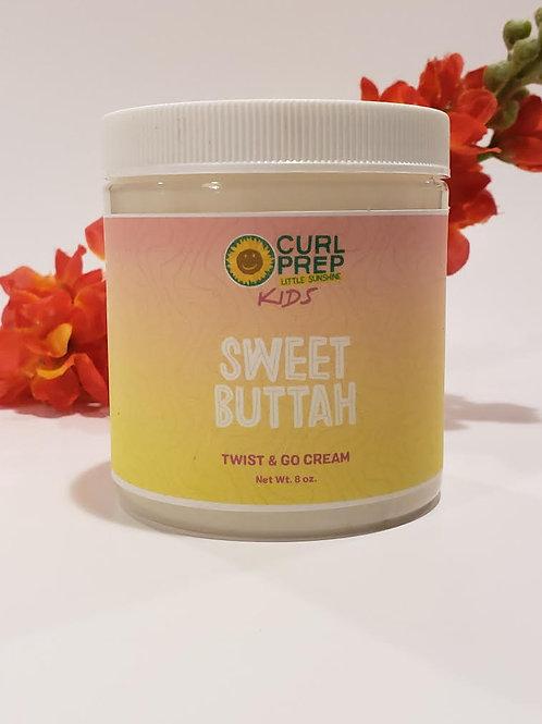 Kids Sweet Buttah Twisting Cream with Olive Oil Moisture