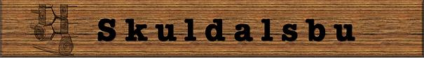Skuldalsbu Logo