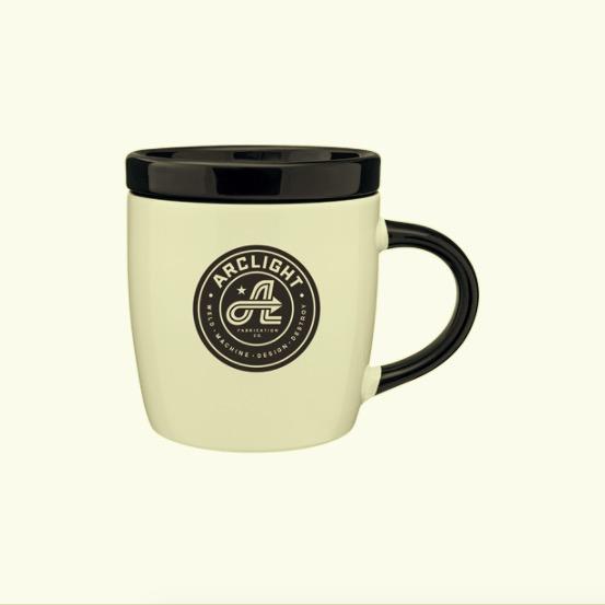 Duotone Ceramic Mug