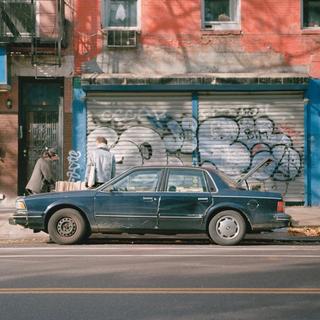 Shot on a Pentax 67 using Kodak Ektar 100 (2019)