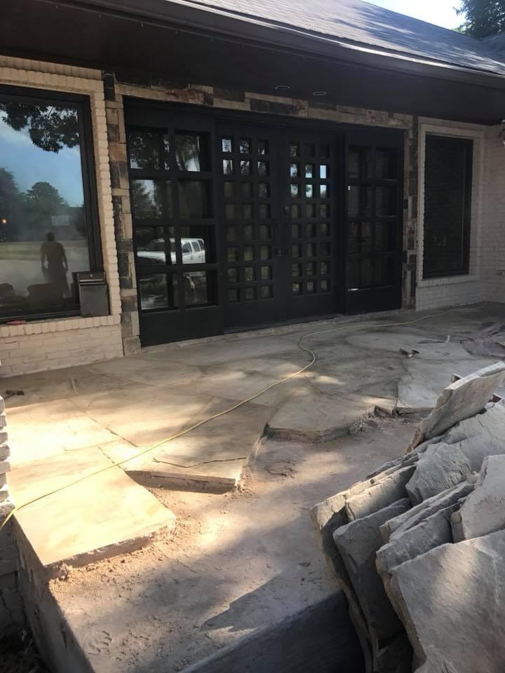 driveways dfw, patios dfw