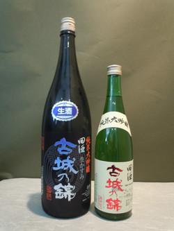 田酒 純米大吟醸 古城乃錦 720ml 1.8ℓ