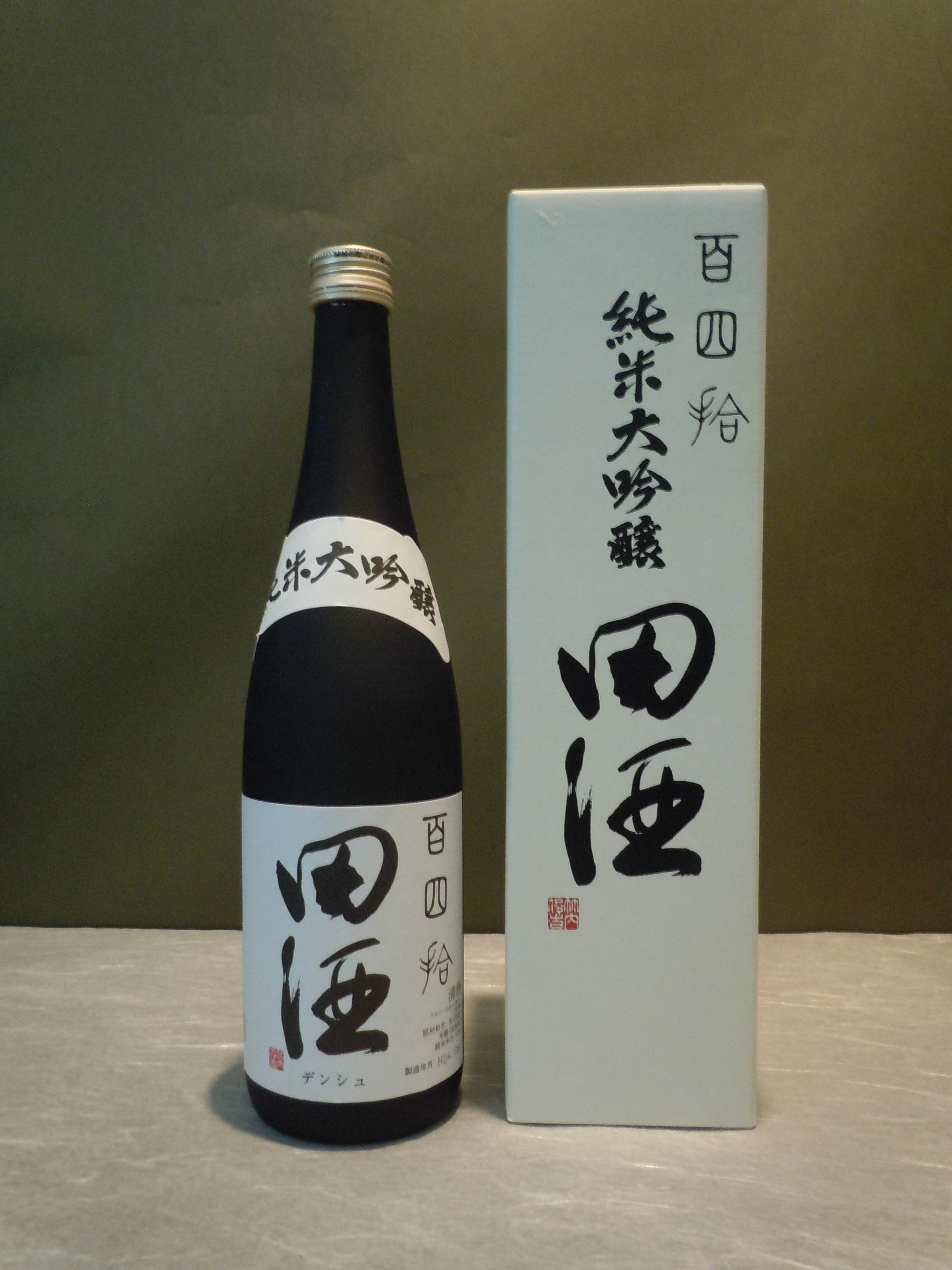 田酒 純米大吟醸 百四拾 720ml
