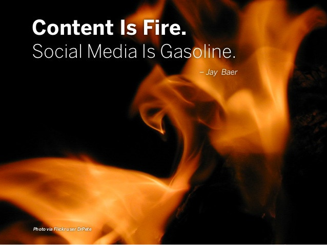 Social Media is Fire