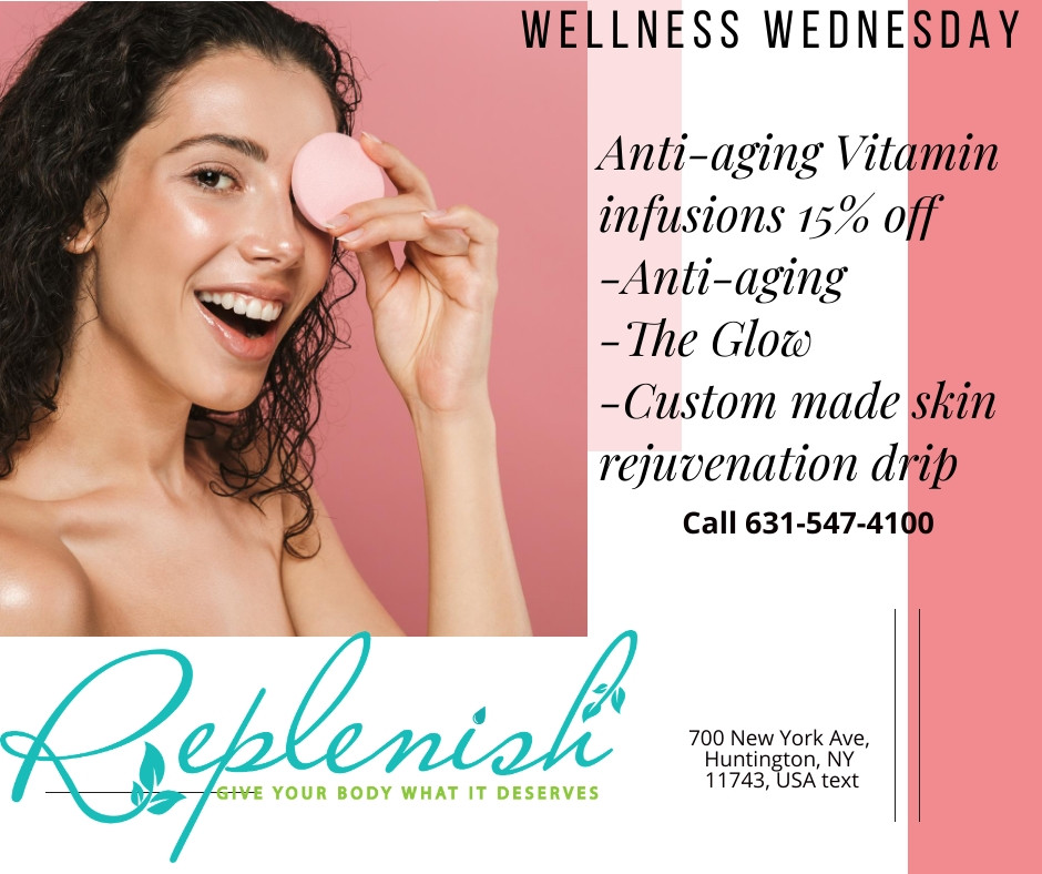 Wellness Wednesday Anti-aging