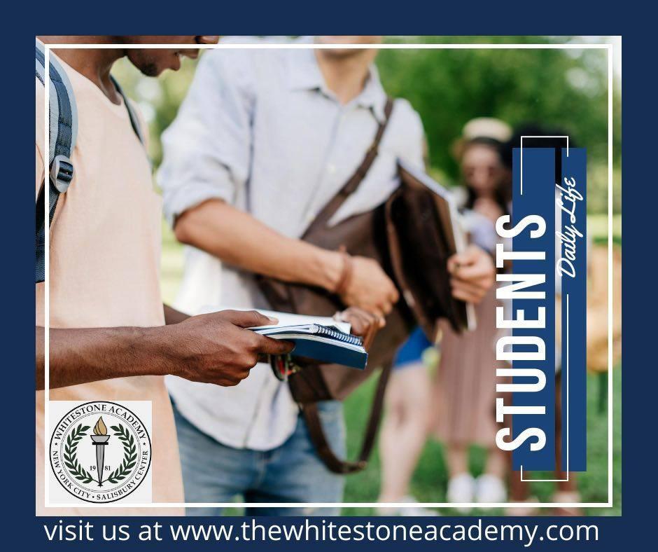 The Whitestone Academy Student life