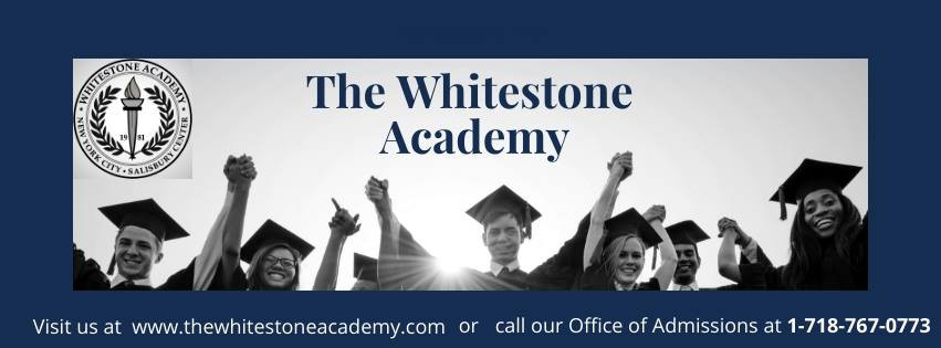 The Whitestone Academy Graduates