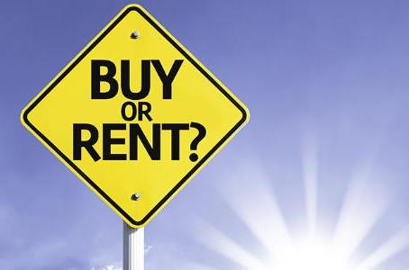 Buy or  Rent?