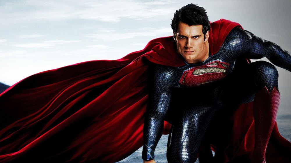 Henry Cavil, the man of steel, Superman