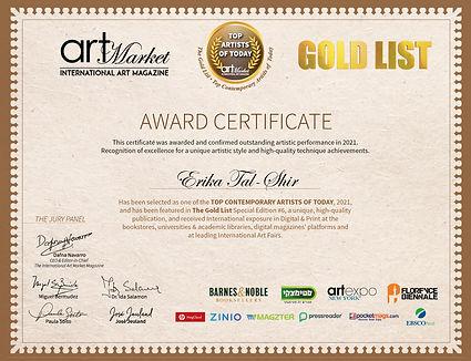 Gold-List-Award_Erika-Tal-Shir.jpg