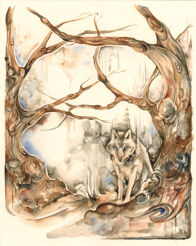 """Spirit Wood"""