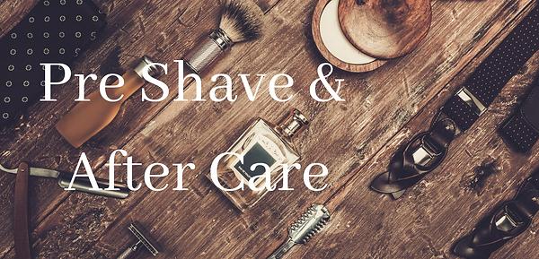 after shave men