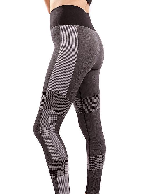 Arleta Seamless Leggings - Black