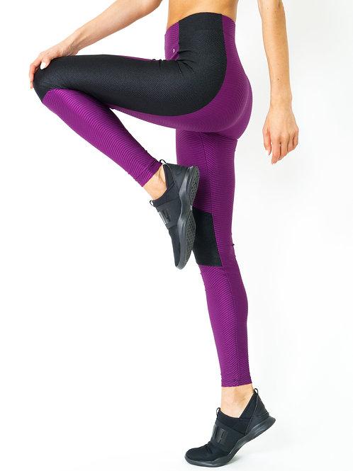 Stanley High Waist Contrast Yoga Workout Legging