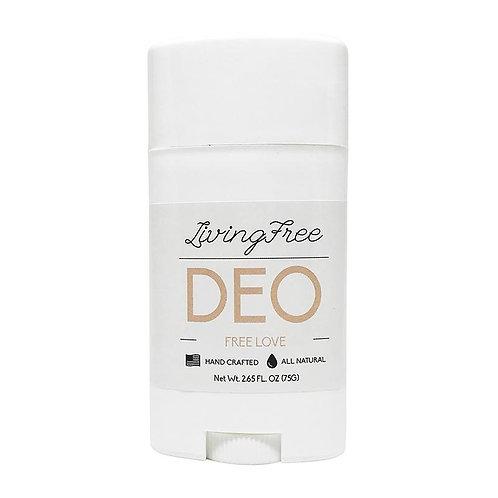 Free Love Deodorant