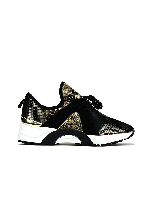 Amari Trainer Black Natural