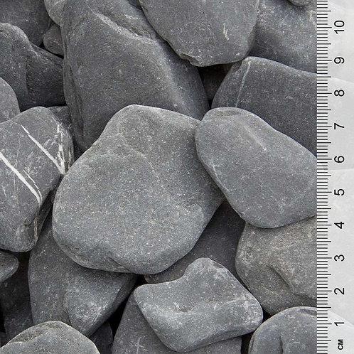 Flt pebbles zwrt : 30-60 mm