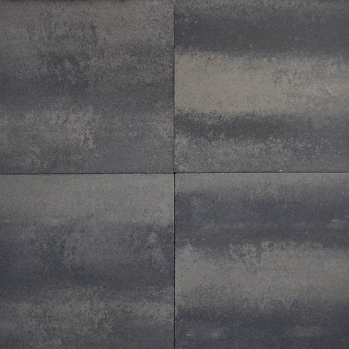 Terratops : kleur Grijs/Zwart
