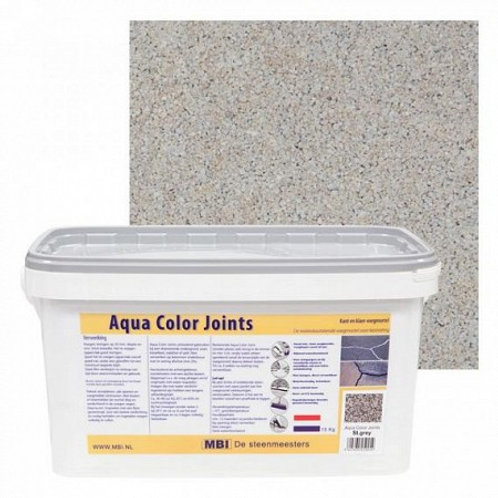 Aqua Color Joint Griijs 15kg