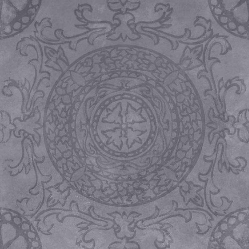 GeoCeramica Symbol Circle, kleur Black 6 x 60 x 4