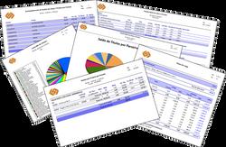 Relatórios Gerenciais e Operacionais