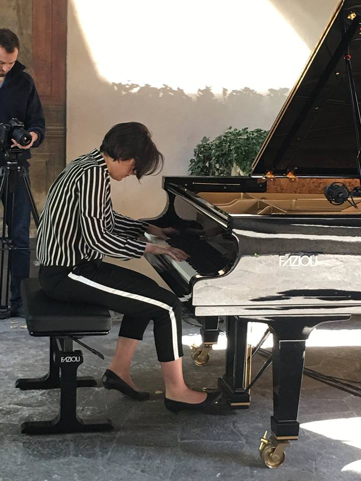 Recital at Piano City 2017