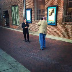 US Tour - Shooting with Glenn Hall