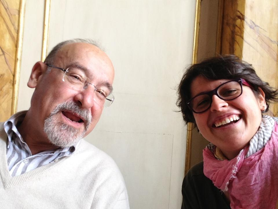 With Salvatore Sciarrino