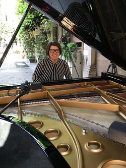 Recital at Piano City 2017