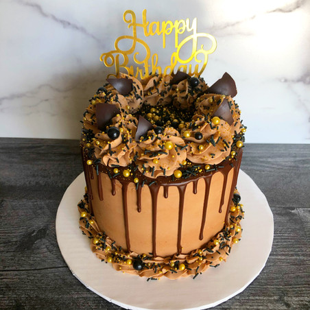 Death by Chocolate Signature Cake