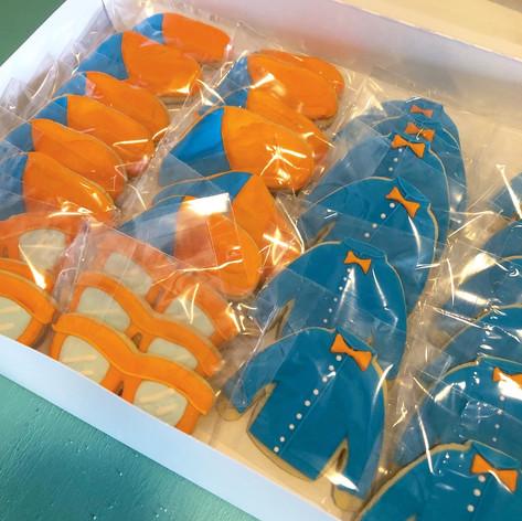 Blippi Birthday Cookies