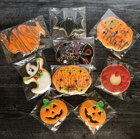 Halloween/Phish Cookies
