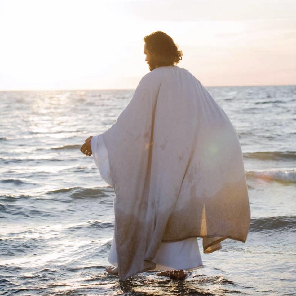 لدي المسيح سلطان على الخليقة / الطبيعة