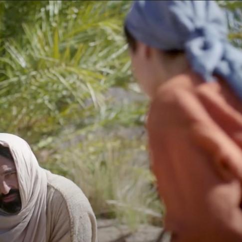 المسيح يعرف خفايا القلوب