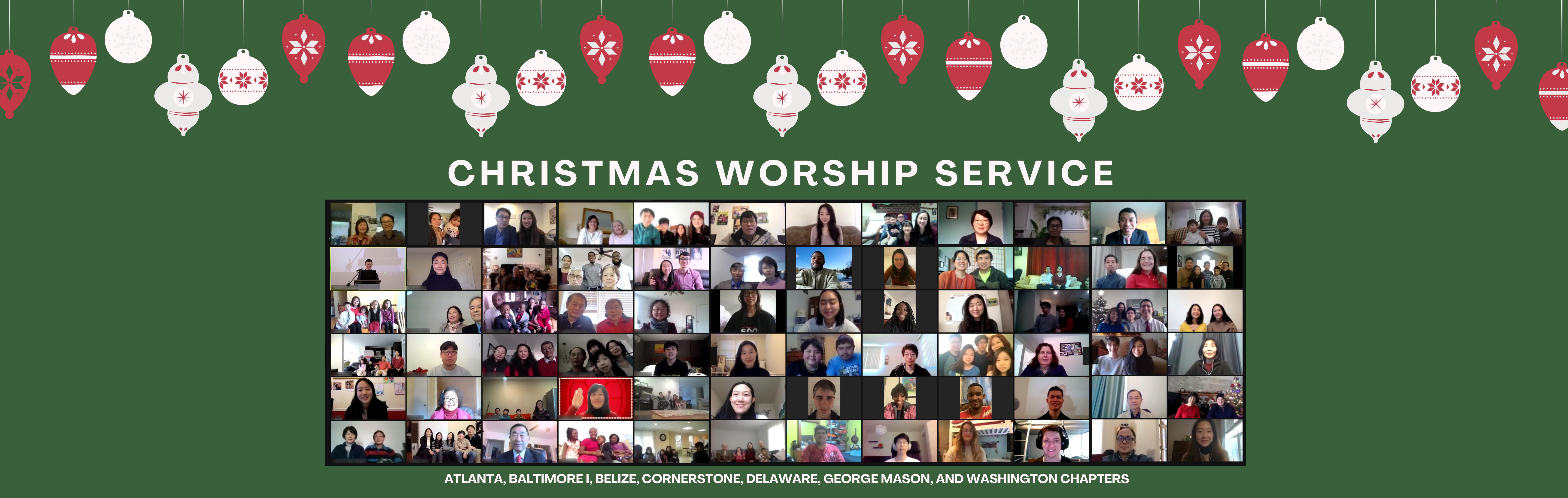 Christmas Worship 5
